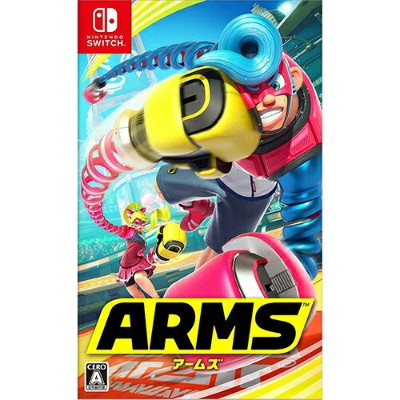 【中古】 ARMS Nintendo Switch HAC-P-AABQA / 中古 ゲーム