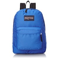 [ジャンスポーツ] JANSPORT JANSPORT SUPERBREAK SOLID T5015CS 5CS (ブルーストリーク)