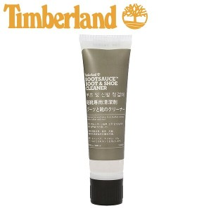 【SOLD OUT】 ティンバーランド Timberland シューケア クリーナー ケア用品 ブーツ スニーカー BOOTSAUCE BOOT & SHOE CLEANER A1FIW