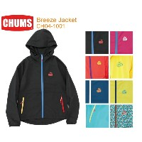 CHUMS チャムス CH04-1001 Breeze Jacket ブリーズジャケット ※取り寄せ品