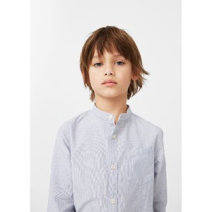 【SALE 35%OFF】シャツ .-- MARCO-R (ブルー) 子供・キッズ MANGO