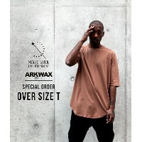 MAGIC STICK × ARKnets(マジックスティック) / ARKWAX SPECIAL ORDER OVER SIZE T / 全2色 (限定 別注 ONLY ARK ビッグ...