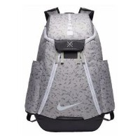 Nike Hoops Elite Max Air Graphic Backpackメンズ Pale Grey/Black/White ナイキ バックパック リュックサック