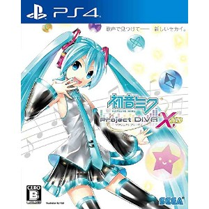 初音ミク -Project DIVA- X HD - PS4
