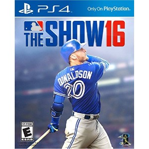MLB The Show 16 (輸入版:北米) - PS4