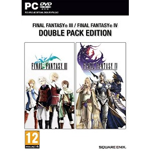 Final Fantasy III and IV Bundle (PC DVD) (輸入版)
