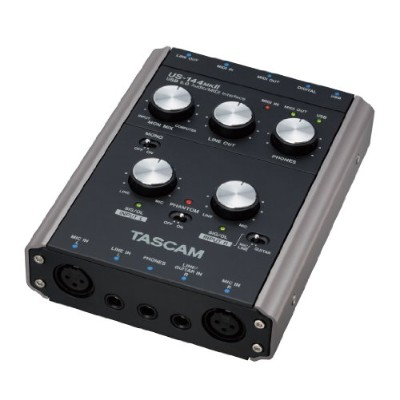 US-144MK2 USB2.0 4ch Audio/Midi Interface 【並行輸入品】