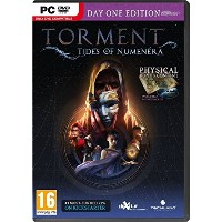 Torment: Tides of Numenera Day One Edition (PC DVD) (輸入版)