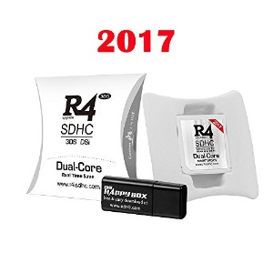 Newest updated 3DS MAX R4 SDHC Dual-Core 2017 for New 3DS LL /3DS XL/ 3DS/2DS/DSi/DS Lite/DS top...
