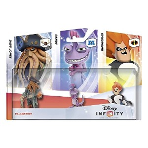 Disney Infinity Villains 3 Pack (PS3/Xbox 360/Nintendo Wii/Wii U/3DS) (輸入版)
