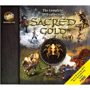 Sacred Gold - The Complete DVD Collection (輸入版)