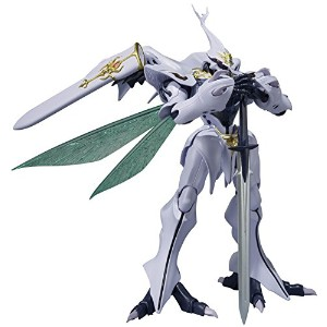 ROBOT魂 New Story of Aura Battler DUNBINE [SIDE AB] サーバイン 約145mm PVC&ABS製 塗装済み可動フィギュア