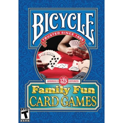 Bicycle Family Card Games (輸入版)