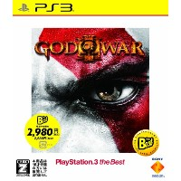 GOD OF WAR 3 PlayStayion 3 the Best【CEROレーティング「Z」】 - PS3