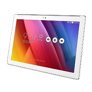 ASUS タブレット ZenPad 10 Z300CL ホワイト ( Android 5.0.1 / 10inch / Atom Z3560 / RAM 2GB / eMMC 16GB /...