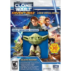 Star Wars Clone Wars Adventures: Galactic Passport (輸入版)