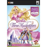 Barbie and the Three Musketeers (輸入版)
