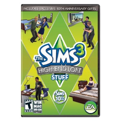 The Sims 3: High End Loft Stuff (輸入版)