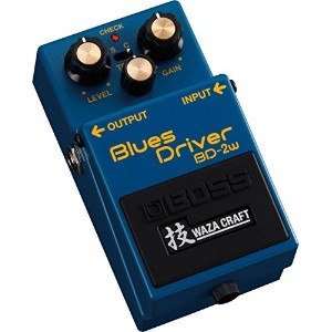 BOSS ボス Waza Craftシリーズ Blues Driver BD-2W