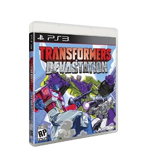 Transformers Devastation (輸入版:北米) - PS3