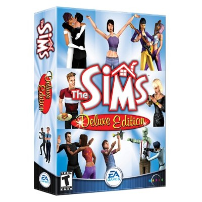 The Sims Deluxe Edition (輸入版)