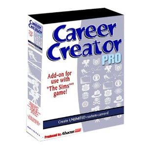 Career Creator Pro Add-On for The Sims (輸入版)