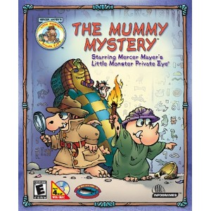 Mercer Mayer's Little Monster Private Eye: Mummy Mystery (輸入版)