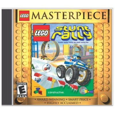 LEGO Stunt Rally (Jewel Case) (輸入版)