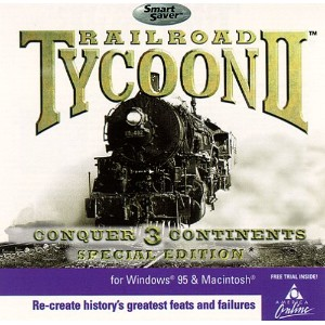 Railroad Tycoon II: Conquer 3 Continents (Special Edition) (輸入版)