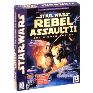 Star Wars: Rebel Assault 2 (Jewel Case) (輸入版)