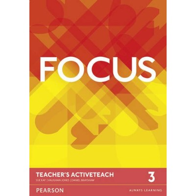 Focus BrE 3 Teacher's ActiveTeach