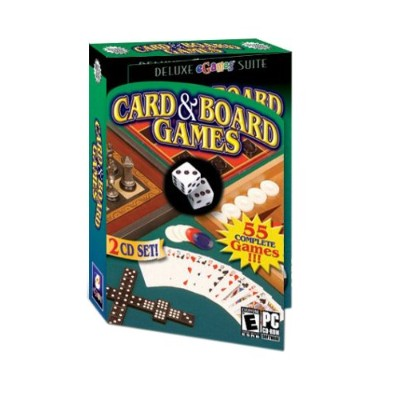 Card and Board Games Deluxe Suite (輸入版)