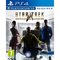 StarTrek: Bridge Crew (PSVR) - Imported (UK)