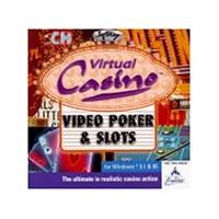 Virtual Casino Video Poker Slots (Jewel Case) (輸入版)