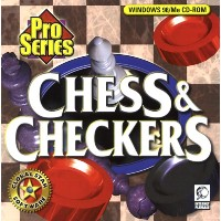 Chess & Checkers (Jewel Case) (輸入版)