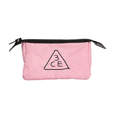 3CE (3 CONCEPT EYES) 正規品 コスメポーチ 3CE PINK RUMOUR POUCH (オリジナル)