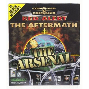 Command & Conquer: The Arsenal (輸入版)