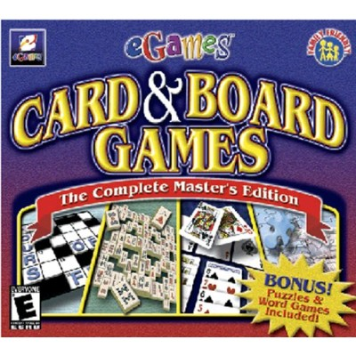 Card and Board Games (輸入版)