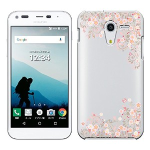 「Breeze-正規品」iPhone ・ スマホケース ポリカーボネイト [透明-Pink] ディグノ Softbank DIGNO F / Y!mobile Digno E 503KC[DIGNO...