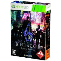BIOHAZARD 6 Special Package - Xbox360