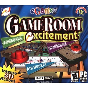 Game Room Excitment (Jewel Case) (輸入版)