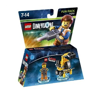 LEGO Dimensions: Fun Pack - LEGO Movie Emmet (輸入版)
