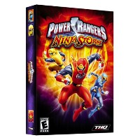 Power Rangers Ninja Storm (輸入版)