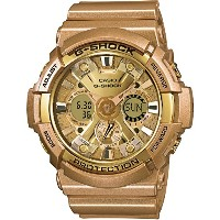 [カシオ]CASIO 腕時計 G-SHOCK Crazy Gold GA-200GD-9AJF メンズ