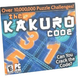 The Kakuro Code (Jewel Case) (輸入版)