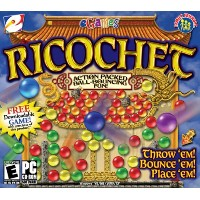 Ricochet (Jewel Case) (輸入版)