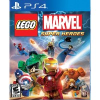 LEGO Marvel Super Heroes (輸入版:北米) - PS4