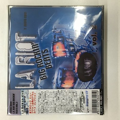 L.A. RIOT BIG ROCKIN' BEATS VOL.2
