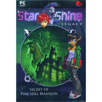 Star Shine Secret Of Pine Hill Mansion (輸入版)