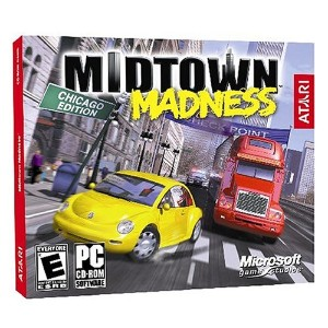 Midtown Madness (Jewel Case) (輸入版)